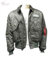 "Alpha Industries Jacke ""CWU 45"""