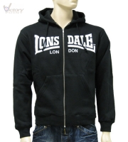 "Lonsdale London Kapuzensweatjacke ""Nottingham"""