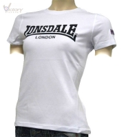Lonsdale London Basic Logo T-Shirt