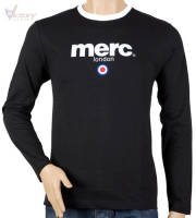 "Merc London Long Sleeve T-Shirt ""Fight"""
