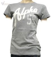 "Alpha Industries T-Shirt ""Vintage Track T"""