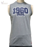 "Lonsdale London Slim Fit Singlet/Tank Top ""1960"""