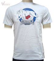 "Lonsdale London Slim Fit T-Shirt ""Lion Target"""