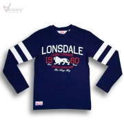"Lonsdale London Longsleeve T-Shirt ""Amira"" Kids"