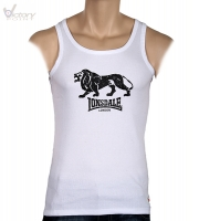 """Lonsdale London Slim Fit Tank Top """"Foxberry"""""""