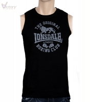 "Lonsdale London Jersey Singlet ""Club Logo"""