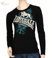 "Lonsdale London Longsleeve T-Shirt ""Lions Queen"""