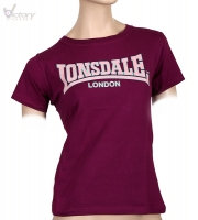 "Lonsdale London T-Shirt ""Lady Classic"""