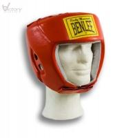 "BenLee Leather Headguard ""Open Face"""