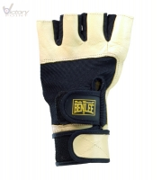 "BenLee Leather Weight Lifting Gloves ""Kelvin"""