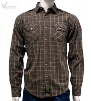 "Alpha Industries Hemd/Checked Shirt ""Combat"""