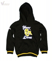 "Lonsdale London Sweatjacke ""Lion Raw Stripe"" Kids"