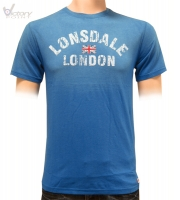 "Lonsdale London Slim Fit T-Shirt ""Rainbow"""