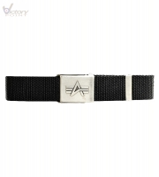 "Alpha Industries Gürtel ""Flap Buckle Belt"""