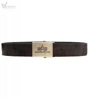 Alpha Industries Gürtel/Leather Belt