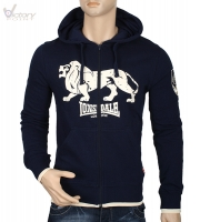 "Lonsdale London SF Kapuzensweatjacke ""Lion Badge"""