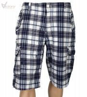 "Lonsdale London Short/Cargo Bermuda ""Tartan"""