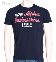 "Alpha Industries T-Shirt ""Alpha Industries"""