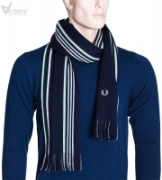"Fred Perry Schal/Symmetric Stripe Scarf ""C8214"""
