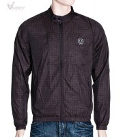"Fred Perry houndstooth Biker Jacket ""J4255"""