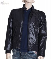 "Fred Perry High Shine Biker Jacket ""J3777"""