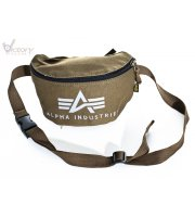 Alpha Industries Tasche/Big a Canvas Waist Bag