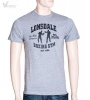 "Lonsdale London T-Shirt ""We Make Champions"""