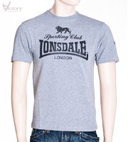 "Lonsdale London T-Shirt ""Sporting Club"" I"