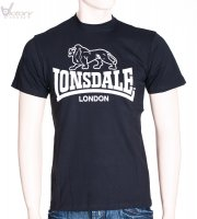 "Lonsdale London T-Shirt ""Lion Outline"""