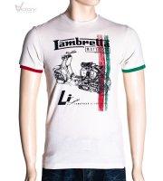 """Lambretta T-Shirt Twin Stripe """"LMK 7535"""""""