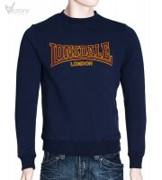 "Lonsdale London Slim Fit Sweatshirt ""Classic"""