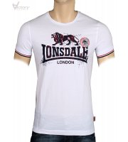 "Lonsdale London Slim Fit T-Shirt ""Carrybridge"""