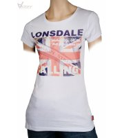 "Lonsdale London Long T-Shirt ""Addie"""