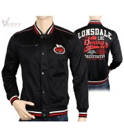"Lonsdale London SF Fleece Tricot Jacket ""Luther"""