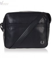 """Fred Perry Tasche/Perforated Shoulder Bag """"L2132"""""""