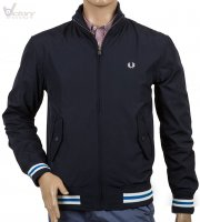 "Fred Perry Tipped Microfibre Jacket ""J7225"" I"