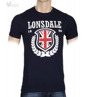 "Lonsdale London SF T-Shirt ""History Leaves"""