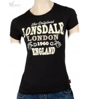 "Lonsdale London Slim Fit T-Shirt ""Betsy"""