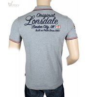 "Lonsdale London Slim Fit Poloshirt ""Moss"""