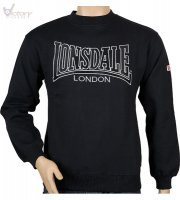 "Lonsdale London Slim Fit Sweatshirt ""Berger"""