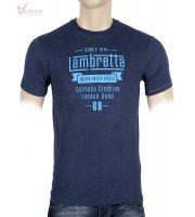 """Lambretta T-Shirt/GB Print Tee """"LMK 7646"""""""