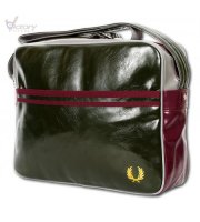 "Fred Perry Tasche/Classic Shoulder Bag ""L1180"""