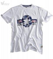 "Alpha Industries T-Shirt ""USAF"""