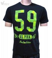 "Alpha Industries T-Shirt ""Big 59"""