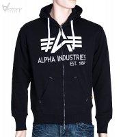 """Alpha Industries Kapuzensweatjacke """"Big A Classic"""""""