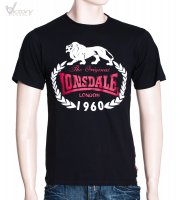 "Lonsdale London Slim Fit T-Shirt ""Original 1960"""