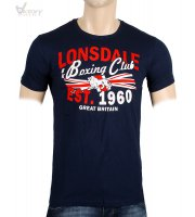 "Lonsdale London Slim Fit T-Shirt ""Dorset"""